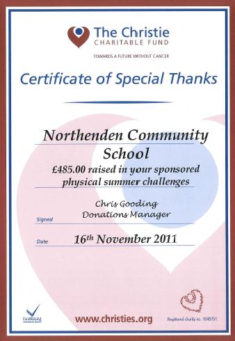 Charity;Christie2011